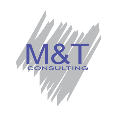 M&T Consulting logo vector
