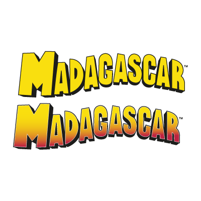 Madagascar vector logo