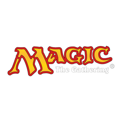 Magic The Gathering logo vector