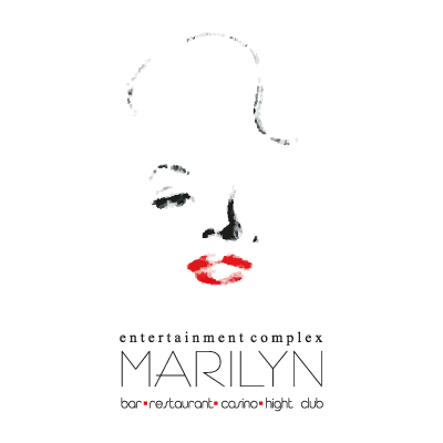 Marilyn vector logo free download
