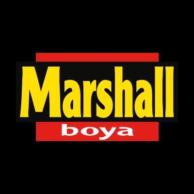 Marshall Boya logo vector