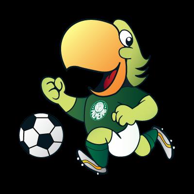 Mascote Palmeiras logo vector