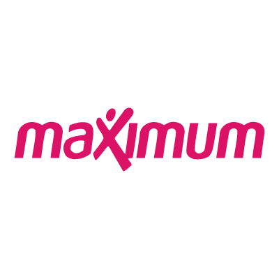 Maximum logo vector
