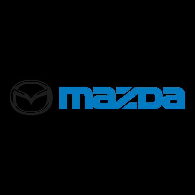 Mazda logo vector