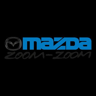 Mazda Zoom logo vector