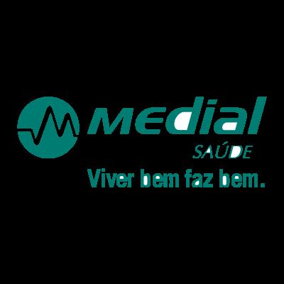 Medial Saude logo vector