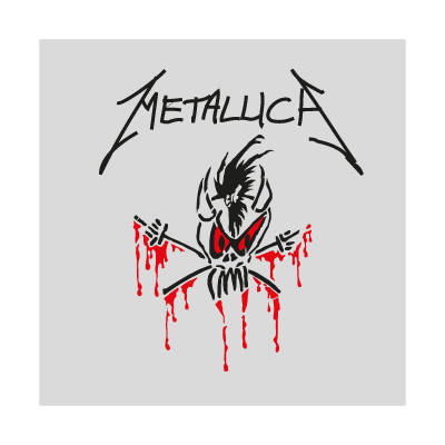 Metallica 9 logo vector