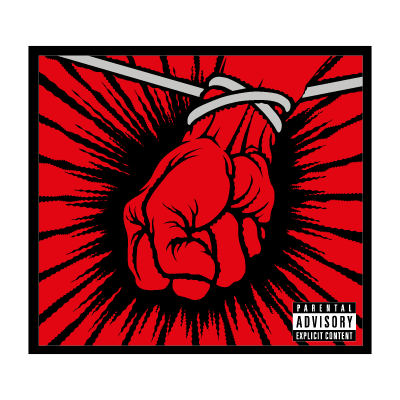 Metallica St. Anger logo vector