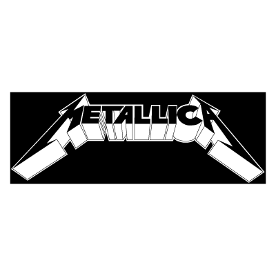 Metallica US vector logo