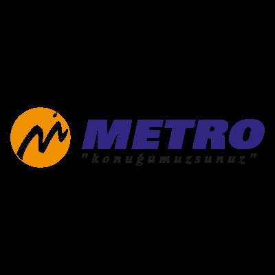Metro Turizm logo vector