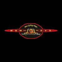 MGM dvd vector logo