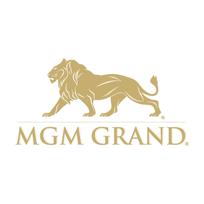 MGM Grand Lion vector logo