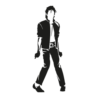 Michael Jackson Characters vector free download