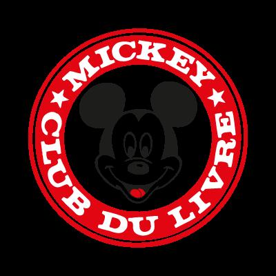Mickey Club Du Livre logo vector