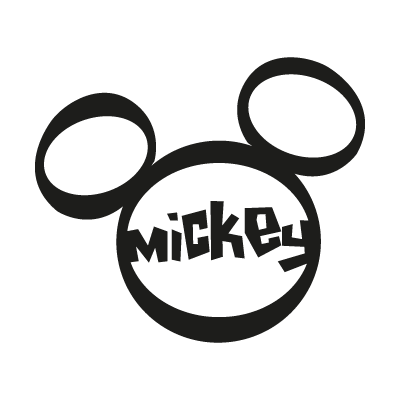 Mickey Mouse Icons logo vector