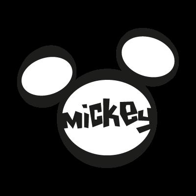 Mickey Mouse Icons logo vector