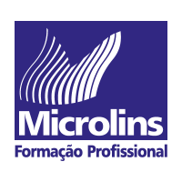 Microlins Formacao Profissional vector logo
