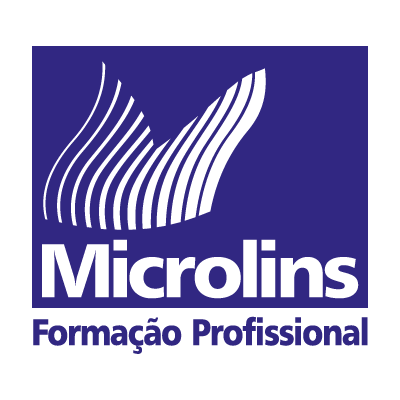 Microlins Formacao Profissional logo vector