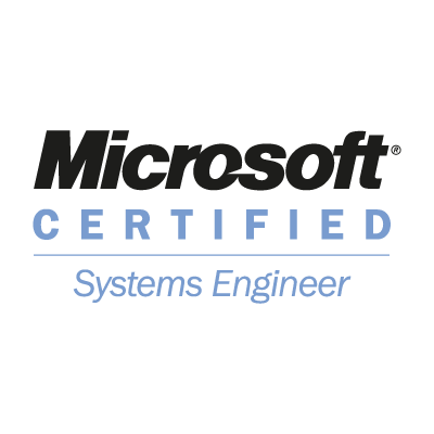 Microsoft Certified Systems Engineer logo vector
