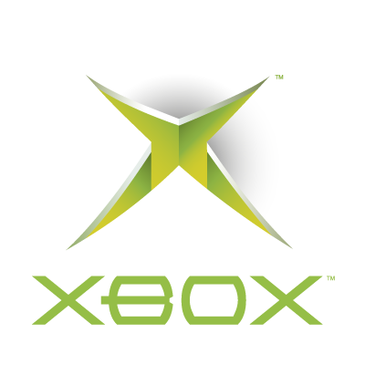 Microsoft XBOX logo vector