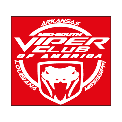 Mid South Viper vector logo