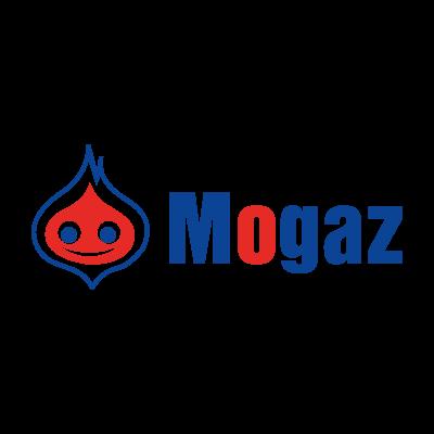 Mogaz logo vector