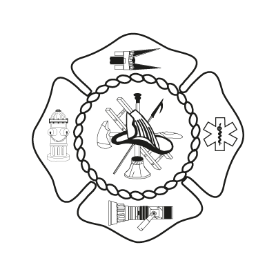 Montgomery Fire Department logo vector