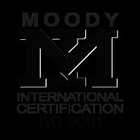 Moody International Certification vector logo