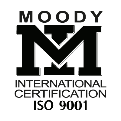 Moody International Certification logo vector