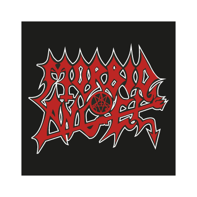 Morbid Angel logo vector