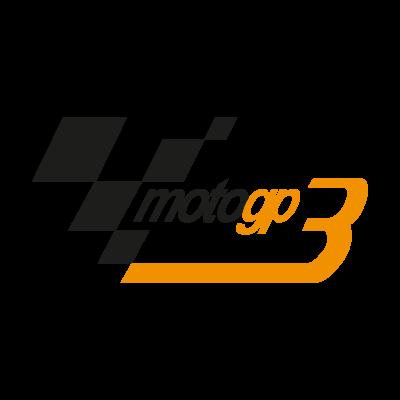 Moto GP 3 logo vector