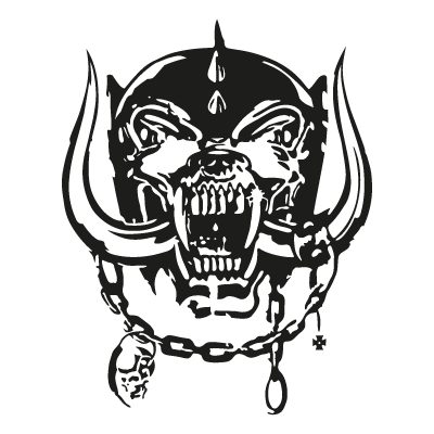 Motorhead band vector logo