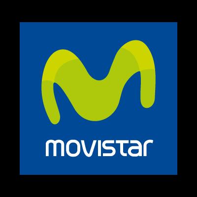 Movistar Telefonica logo vector
