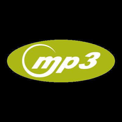 MP3 logo vector