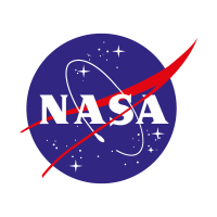 NASA USA vector logo