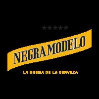 Negra Modelo vector logo