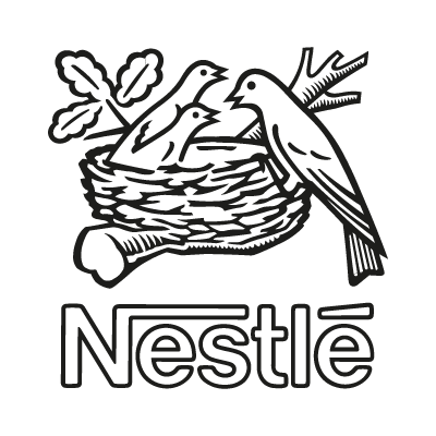 Nestle Food Brand logo vector