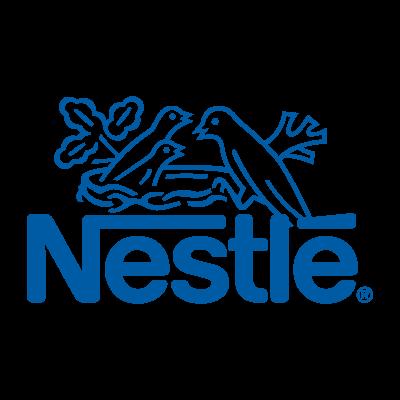 Nestle Food logo vector