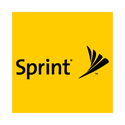 New Sprint logo vector