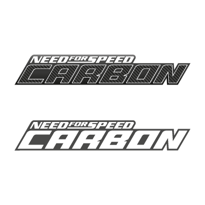 NFS Carbon logo vector