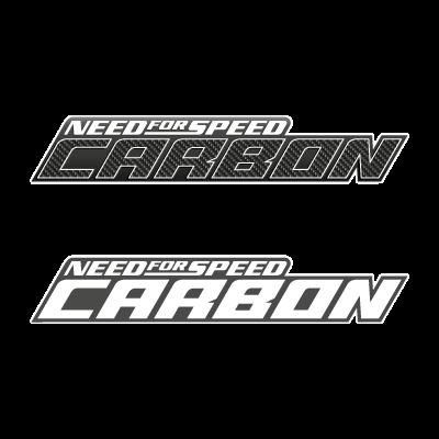 NFS Carbon logo vector
