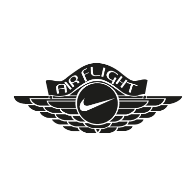 Nike Air Flight logo vector