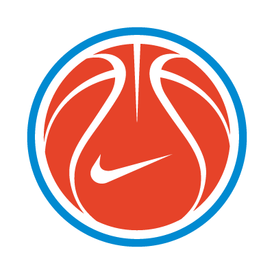Nike Ball logo vector