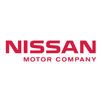 Nissan motor company vector logo nissan motor company for Nissan motor finance corporation