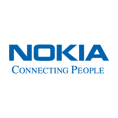 Nokia Connecting People vector logo
