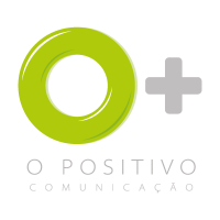 O Positivo Comunicacao vector logo