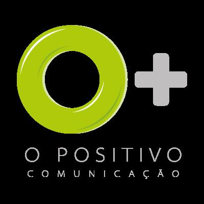 O Positivo Comunicacao logo vector