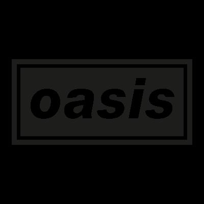 Oasis logo vector