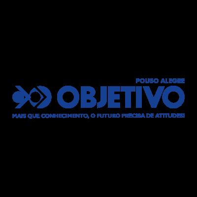 Objetivo logo vector