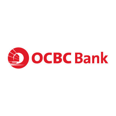 OCBC Bank logo vector